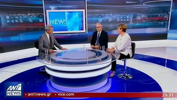 Ρουσόπουλος-Γεροβασίλη στον ΑΝΤ1 για την επόμενη ημέρα των εκλογών