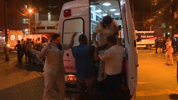 Πυρκαγιά σε νοσοκομείο στη Βραζιλία