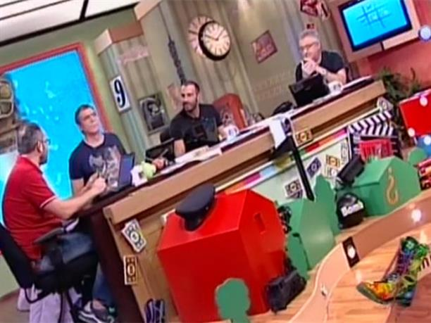 Ράδιο Αρβύλα - 19/11/2012