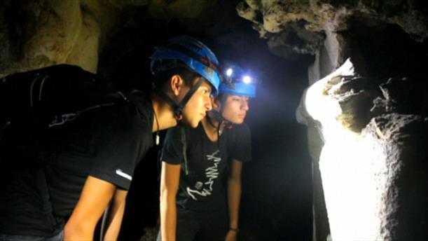 Μαθητές βρήκαν ερείπια ναού των Μάγια στο Μεξικό
