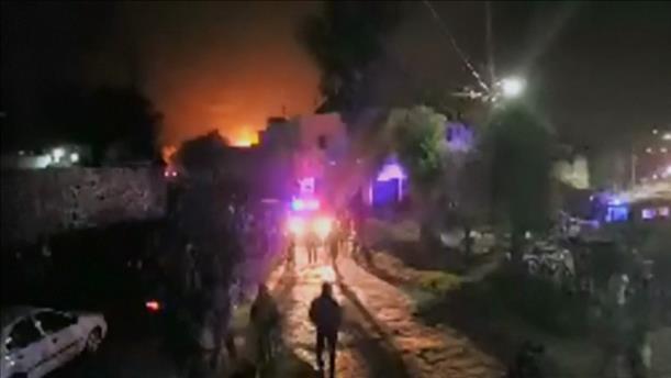 Πολύνεκρη έκρηξη σε αγωγό καυσίμων στο Μεξικό