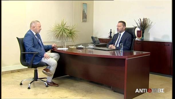 Αποσπασματα απο συνέντευξη του Γ. Στουρνάρα στην ΚΡΗΤΗ TV