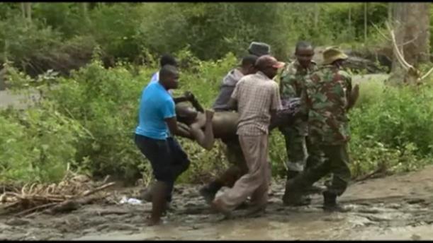 Φονικές πλημμύρες στην Κένυα
