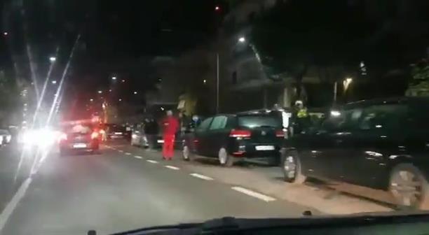Σεισμική δόνηση στην Αλβανία