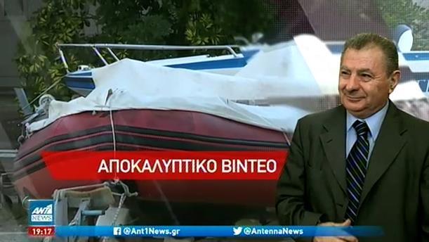 """Σήφης Βαλυράκης: """"Ράγισαν καρδιές"""" στην κηδεία του πρώην Υπουργού"""
