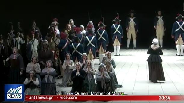 """""""Διάλογοι Καρμηλιτισσών"""" από το πρόγραμμα """"The Met: Live in HD"""""""
