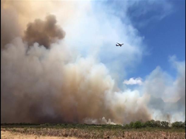 Καταστροφική φωτιά στη Χαβάη