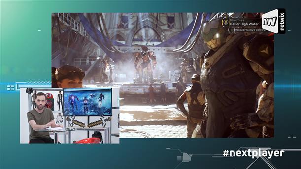 Next Player επ. 254: Anthem, η τελευταία ευκαιρία της Bioware