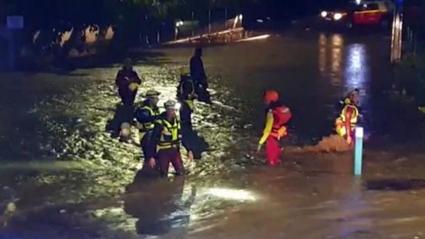 Σε συναγερμό η Γαλλία για τις πλημμύρες