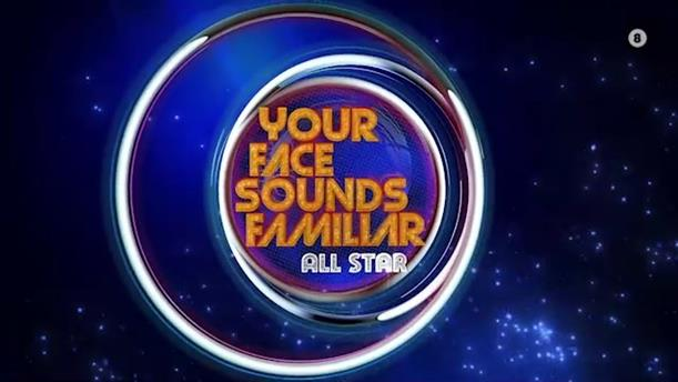 YOUR FACE SOUNDS FAMILIAR – ALL STAR