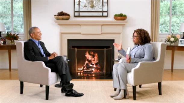 Εκλογές - ΗΠΑ: Ο Ομπάμα λέει στην Γουίνφρεϊ ότι είναι «ενθουσιασμένος» με τα εκλογικά αποτελέσματα