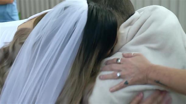 Αυστραλή παντρεύτηκε τον άνδρα της ζωής της, μία μέρα πριν πεθάνει