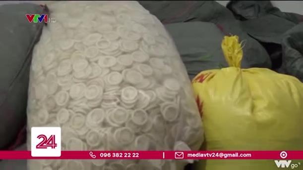 Βιετνάμ: Θα έριχναν στην αγορά 320.000 χρησιμοποιημένα προφυλακτικά