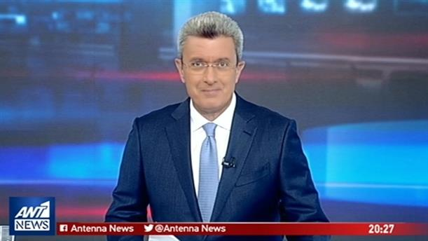 ANT1 NEWS 18-10-2018 ΣΤΙΣ 19:30