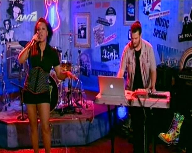 Ράδιο Αρβύλα – Idra Kayne - 14/05/2012