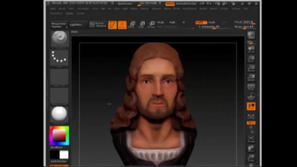 «Αποκαλύφθηκε» μέσω 3D, το πρόσωπο του φημισμένου ζωγράφου Ραφαήλ