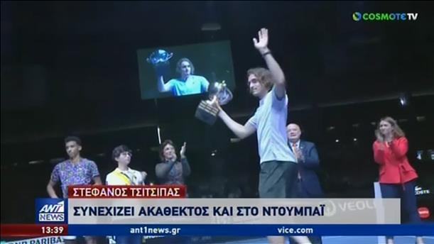 Ασταμάτητα είναι τα δύο «χρυσά παιδιά» του ελληνικού τένις