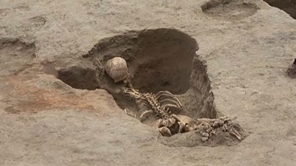 Σπουδαία αρχαιολογική ανακάλυψη στο Περού