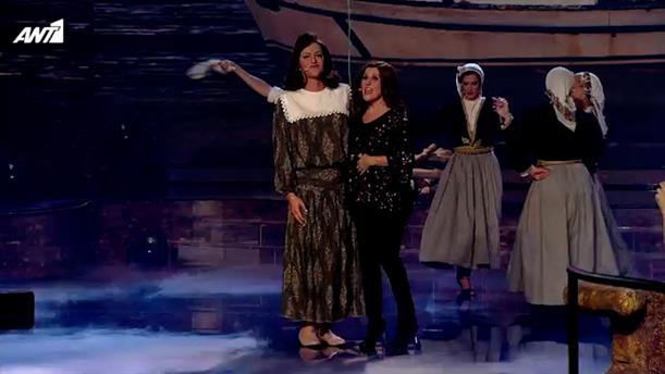 Your Face Sounds Familiar All Star - Θανάσης Αλευράς - Στέλλα Κονιτοπούλου - Επεισόδιο 4