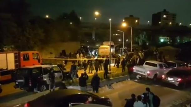 Βομβιστική επίθεση κατά τουριστικού λεωφορείου στο Κάιρο