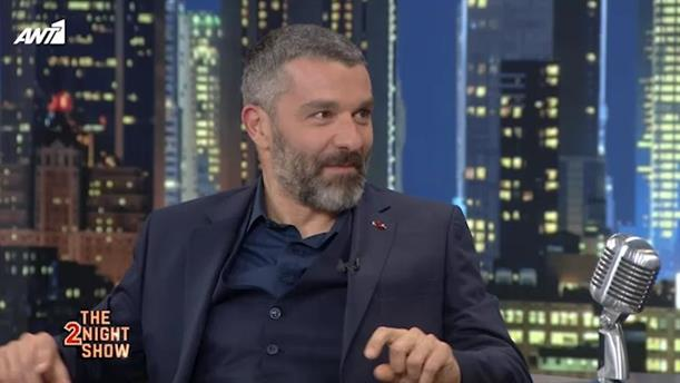 THE 2NIGHT SHOW - Πέτρος Λαγούτης