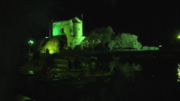 Βίντεο με συνεχείς αφίξεις λέμβων απο τα τουρκικά παράλια στην Σκάλα Συκαμιάς
