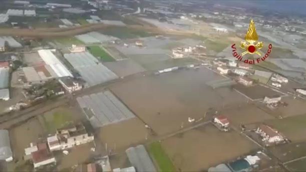 Πλημμύρες στην Ιταλία