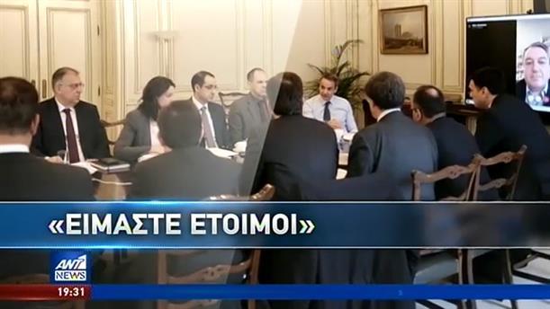 Κικίλιας: η Ελλάδα είναι θωρακισμένη για τον κορονοϊό