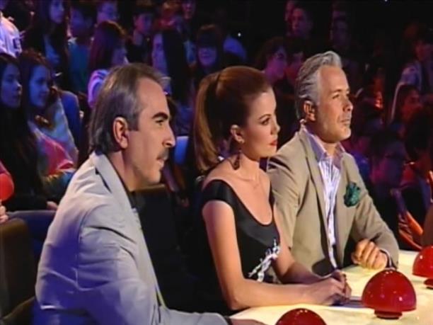 Ελλάδα έχεις Ταλέντο - 20/05/2012