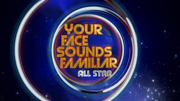 YOUR FACE SOUNDS FAMILIAR – ALL STAR - ΠΡΕΜΙΕΡΑ ΚΥΡΙΑΚΗ 28/02