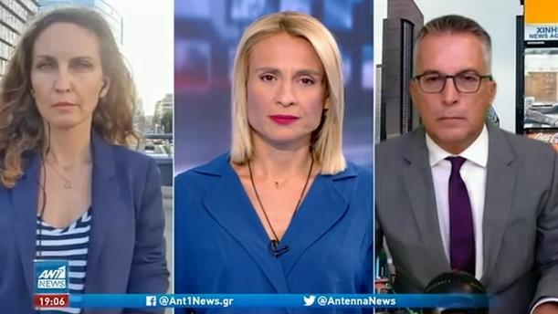 Έτοιμη για κυρώσεις η ΕΕ – «Τράβηξαν το αυτί» του Ερντογάν οι ΗΠΑ