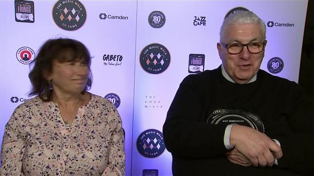 Η Έιμι Γουάινχαουζ τιμήθηκε από το Music Walk of Fame