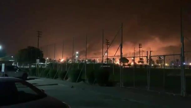 Οι Χούτι επιτέθηκαν  σε πετρελαϊκές εγκαταστάσεις της Aramco