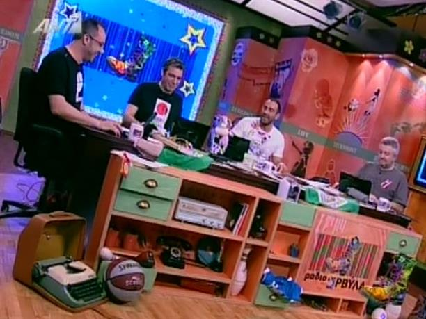 Ράδιο Αρβύλα 22-03-2011