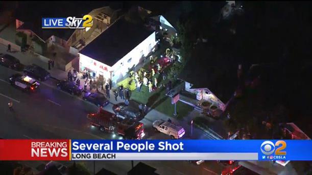 Πυροβολισμοί σε πάρτυ Halloween στις ΗΠΑ