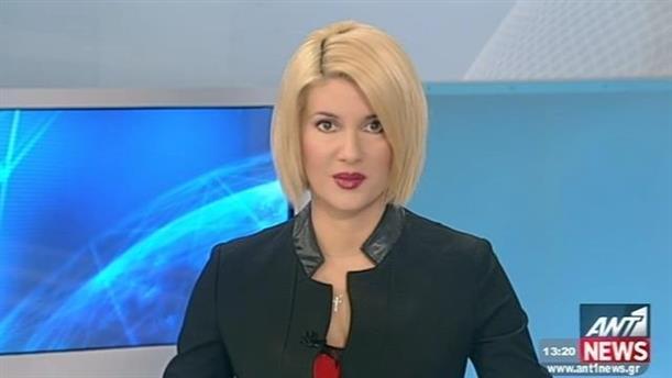 ANT1 News 18-11-2014 στις 13:00