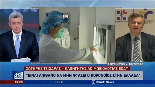 Σε επιφυλακή οι Αρχές της χώρας για γρίπη και κορονοϊό