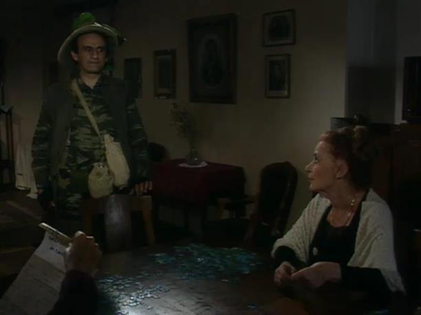 Το γελοίον του πράγματος (επεισόδιο 11 - Ο ήρωας της Κολομβίας)