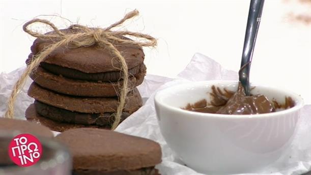 Μπισκότα κακάο με σοκολάτα – Το Πρωινό – 30/1/2019