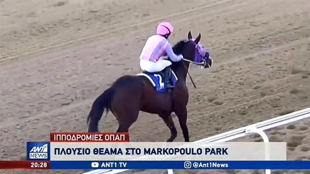 Εντυπωσιακή και αυτή η Κυριακή στο Markopoulo Park