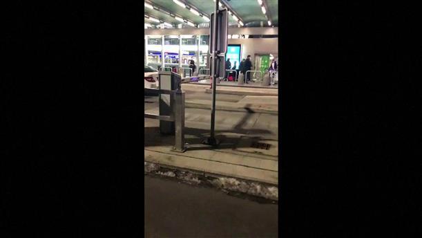Εκκένωση του αεροδρομίου της Φρανκφούρτης