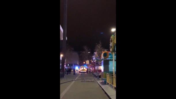Γαλλία: 8 άτομα εγκλωβίστηκαν σε ρόδα λούνα παρκ