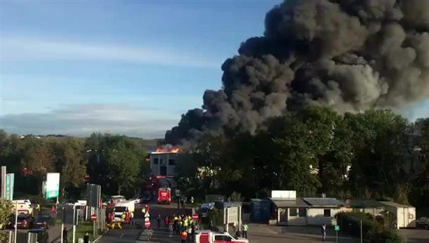 Έκρηξη σε χώρο απόθεσης απορριμμάτων στην Αυστρία