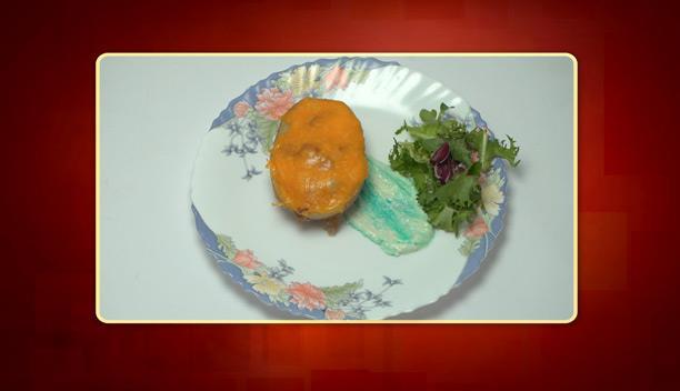 Πατάτες γεμιστές με λουκάνικο και τυριά του Γιάννη - Ορεκτικό - Επεισόδιο 52