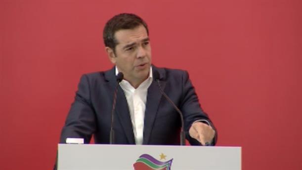 Ομιλία Αλέξη Τσίπρα στην συνεδρίαση της Κεντρικής Επιτροπής του ΣΥΡΙΖΑ