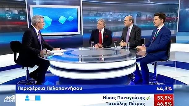 Κατρουγκαλος – Χατζηδάκης – Χρηστίδης στον ΑΝΤ1 για το πολιτικό κλίμα και τις εθνικές εκλογές