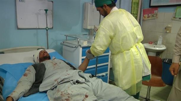 Δεκάδες τραυματίες από έκρηξη στο Αφγανιστάν