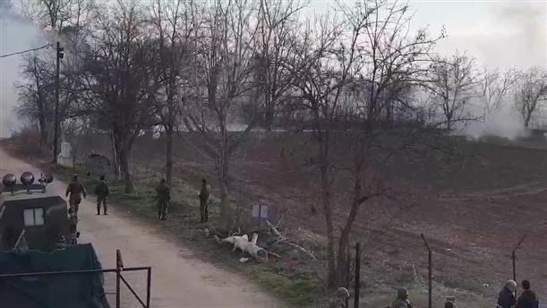 Εβρος: ρίψη καπνογόνων και δακρυγόνων απο την τουρκική πλευρά