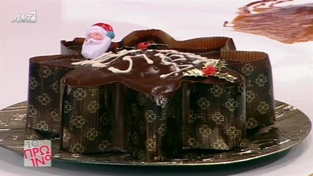 Λαχταριστή τούρτα σοκολάτας