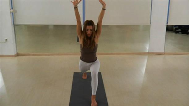 Power Yoga (Χαιρετισμός στον ήλιο Β)